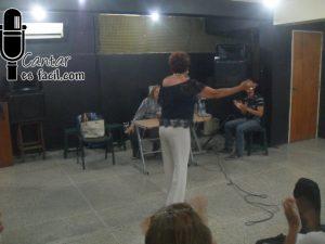Floria Márquez cantante venezolana